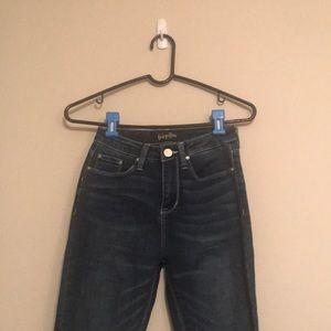 Indigo Denim Jeans. Like new!